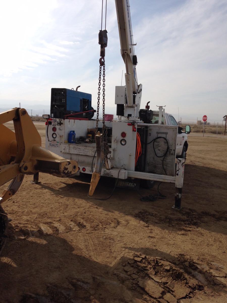 Dragflow Dredge Pump Repair California | Los Angeles, Napa, San Diego | Larson Equipment